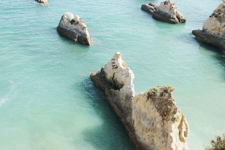 Sea High Angle