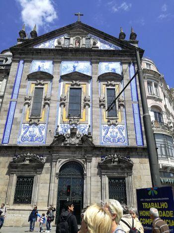 Azulejos Porto Portugal The Great Outdoors - 2017 EyeEm Awards