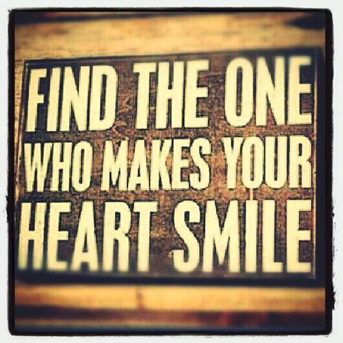 Smile ♥ Find Love My Heart ♡