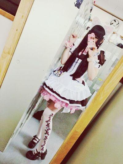 Taking Photos Japanes Girl Japanese Fashion Enjoying Life