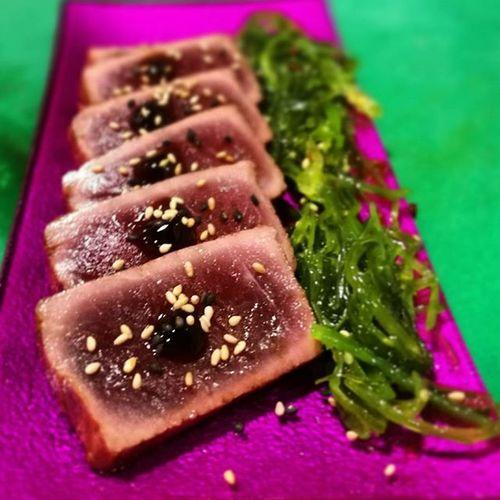 Tataki Mizüshi Foodporn Atùn Tuna