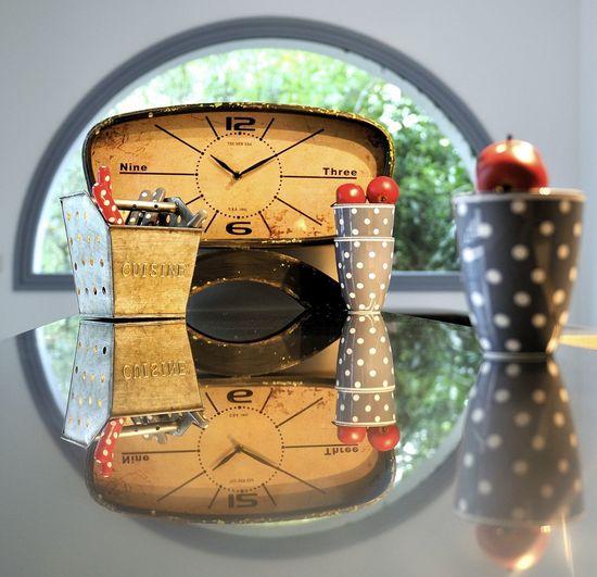 #clock #watch #deco #decoration #eyembestshot #kitchen #vintage