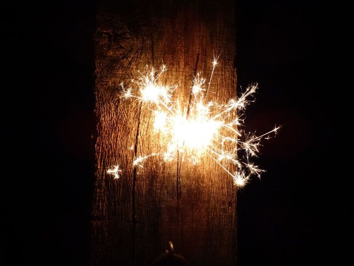 Night Firework - Man Made Object Long Exposure Exploding Firework Display Celebration Glowing Motion Illuminated Arts Culture And Entertainment Burning Event Low Angle View Blurred Motion No People Outdoors Sparkler Sky Firework Close-up EyeEmNewHere