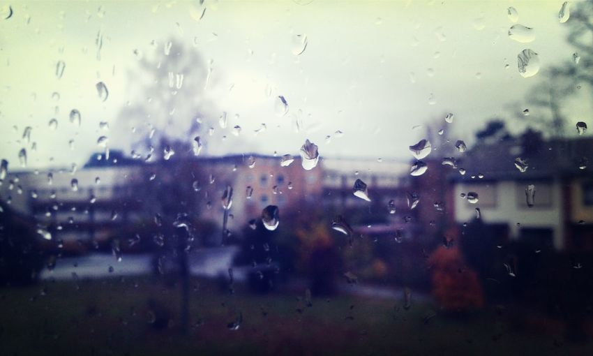 Multiple Layers behind my window... ?
