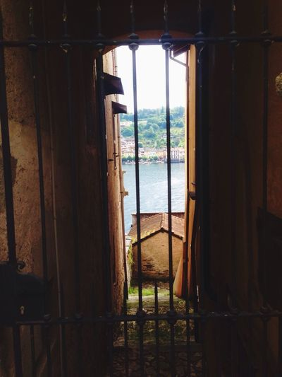 Isola di San Giulio Window Door Indoors  Entrance No People Day Open Door Doorway Architecture Built Structure Entry Water Nature
