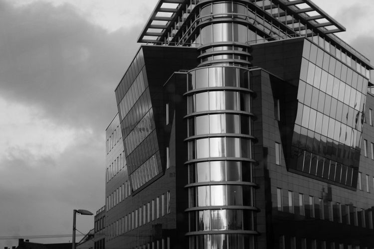 Berlin Architecture Building Exterior Low Angle View Travel No People Modern City Day Discover Berlin