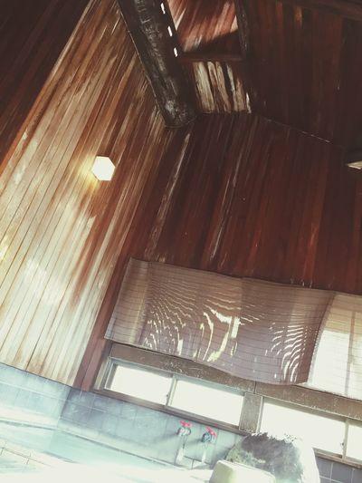 掛け流しの湯が、いいなぁ〜♪ IPhoneography 蔵王温泉