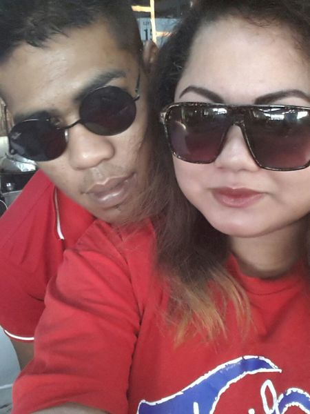 Husband ♡ Ilovemyhusband RedMe Glasses