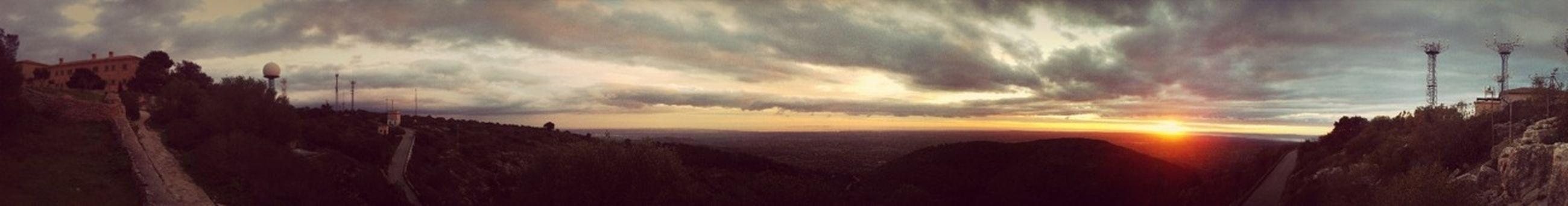 Sunset Landscape Divelandscape