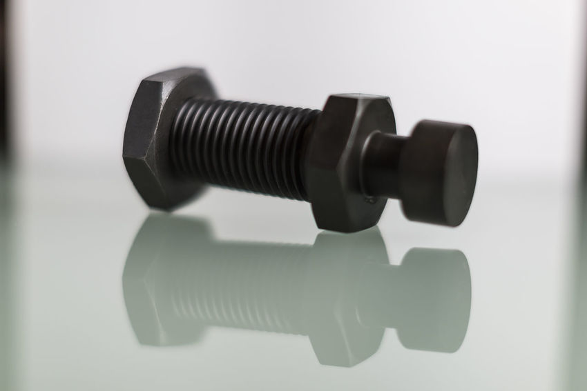 Some Floating Joint, male thread, bolts and nuts, special tools for factory and industry. Bolts And Screws Construction Industry Iron Machine Power Repairing Work Blur Bolt And Nut Bolts Close-up Engineering Equipments Factory Focus Health Metal Part Machine Screw Steel Strenght Tools Work Tool Workout