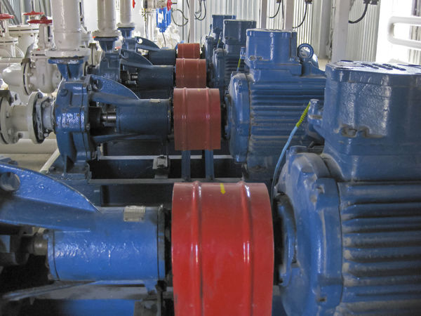 Close-up Day Factory Indoors  Industrial Equipment Industry Machinery Manufacturing Equipment Metal Industry No People Oil Pump Production Line Technology