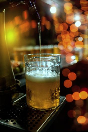 Beer Focus On