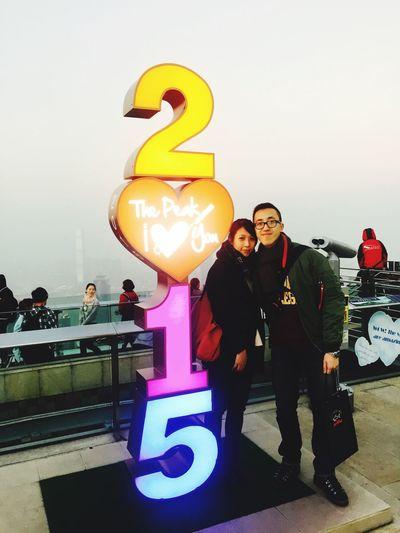 Love Couples Sweet HongKong Thepeak