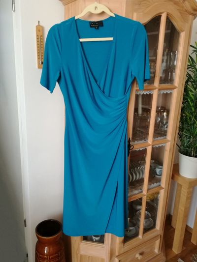 Dresses Dressing Up My Favourite Dress Turquoise Colored Dress For Success Blue Dress Ready To Go Preparing For Party Home Interior Pretty In Blue . Shift Dress EyeEm Selects Indoors  Domestic Life