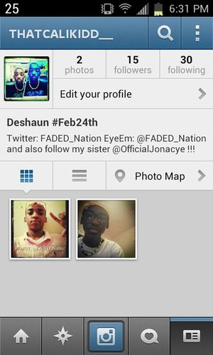 Had to make another IG -__- but follow me though that would be greatly appreciated