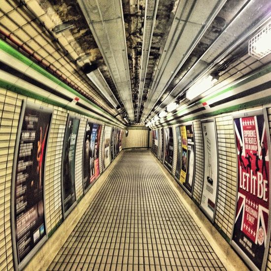 Perspectives London Underground Extremedepth Undergroundphotography