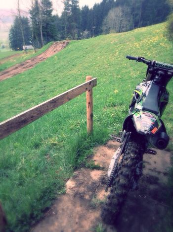 Motocross Todayonafreshtrack  Kx250f Akrapovic MCF - Ippingen
