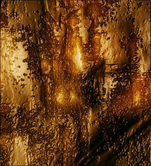 I 💟GOLD! Golden Golden Light Gold Texture Full Frame Gold Colored Sunset Backgrounds Beauty In Nature Metal Textures And Surfaces Bling Golden Vibe. NEW MEDIA ART