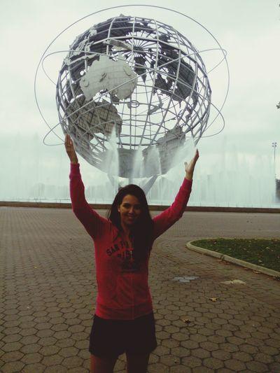 TheWorldIsMine Hello World Newyorkcity Honeymoon September