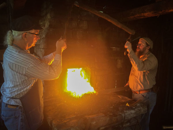 Day Forge  Historical Indoors