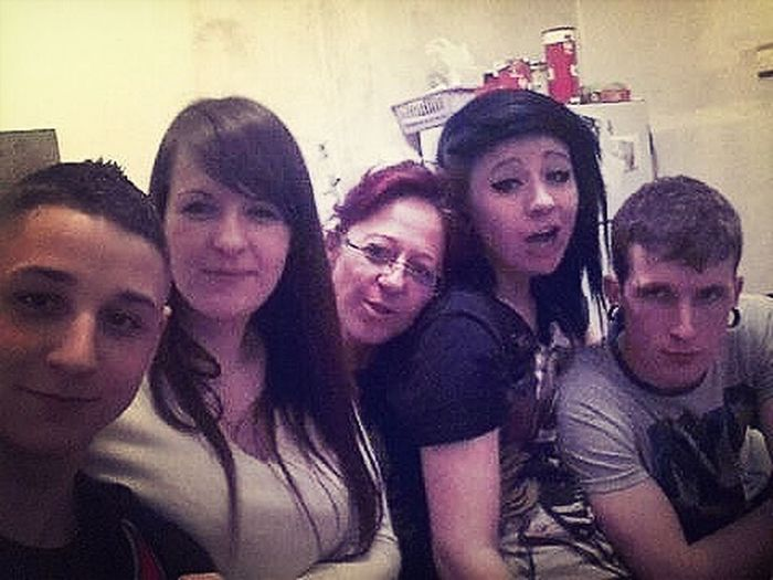 quentin, lolotte, mam´s, me and my love. ❤