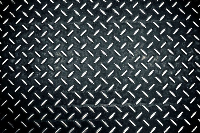 Postcode Postcards Rethink Things Abstract Backgrounds Brushed Metal Close-up Crisscross Day Diamond Plate Full Frame Geometry Indoors  Metallic No People Pattern Repetition Seamless Pattern Textured  Black & White Friday Black And White Friday
