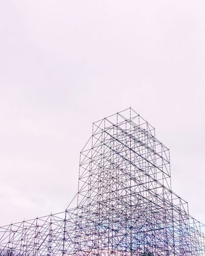 Xgamesoslo2016 Xgames  Bigair Building Construction Scaffolding Oslo Norway Minimalism The Architect - 2017 EyeEm Awards
