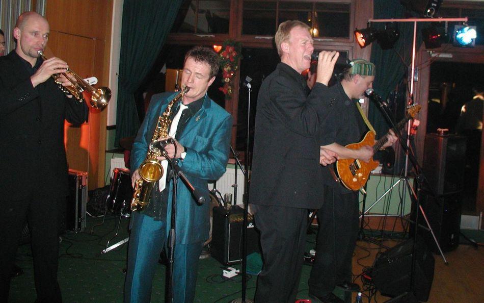 Yamaha Alto Sax Saxophone Brass Woodwind Band Musicians Music Gig Suit SoulSet at Bishops Stortford