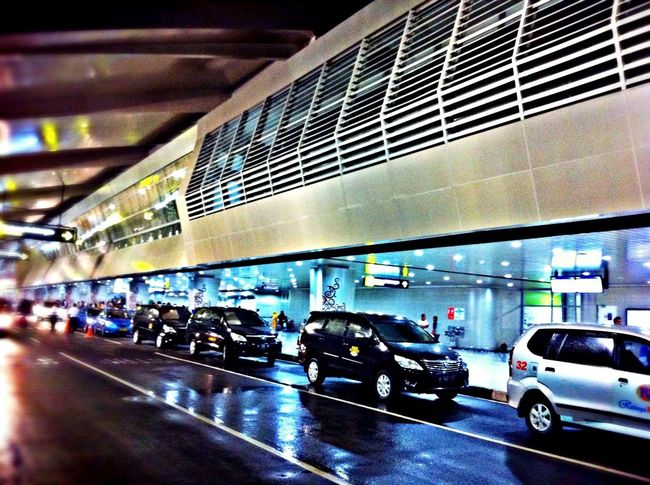 Terminal 2 Bandara Surabaya Photo Wonghluck