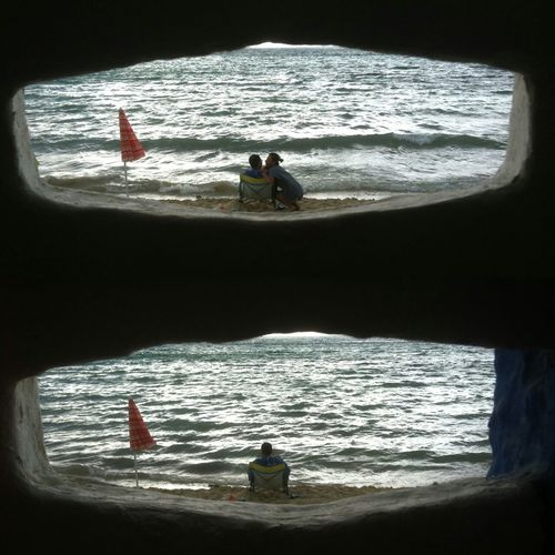 Seaside Love One And Two Eye4photography  EyeEm EyeEmBestPics EyeEmbestshots