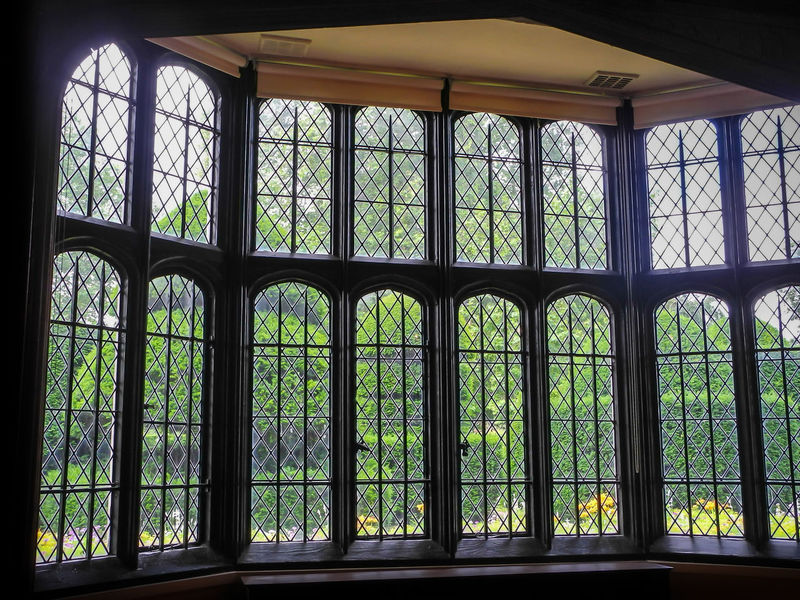 Elizabethan window - Surrey, England Architecture Built Structure Close-up Day Elizabethan England 🌹 Green Color Indoors  Nature No People Window Elizabethan Architecture Huge Window 16th Century Henry VIII Leaded Windows The Architect - 2018 EyeEm Awards The Still Life Photographer - 2018 EyeEm Awards