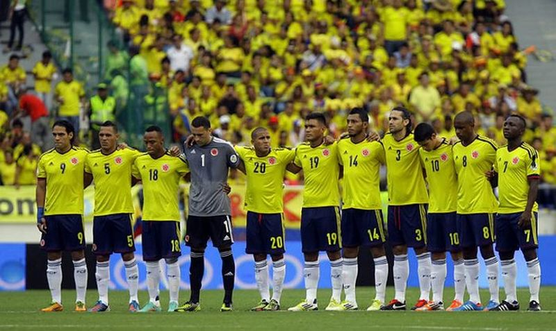 Hello World We Are Onefootball Colombia