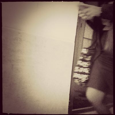 Streetphotography Hipstamatic Blackandwhite Legs