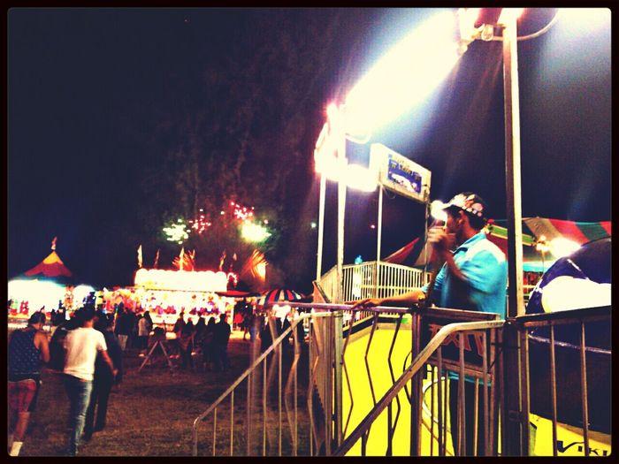 4thofjuly Fireworks Carnival Fairground