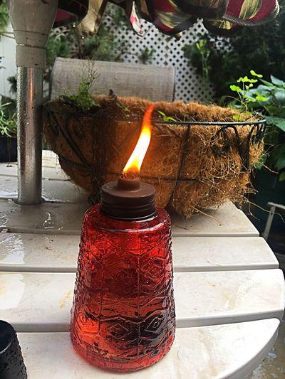 Citronella Citronella Oil Lamp Summer Flame Bug Repellent