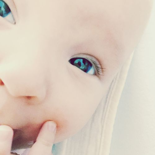 Beauty Momiesprideandjoy Babygirl Mydaughter❤️ MyLove❤ Tiny Snow White In Your Eyes