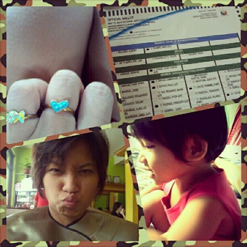 it is my m0nday :-) Election2013 Pampermyself Workingbaby Happy monday