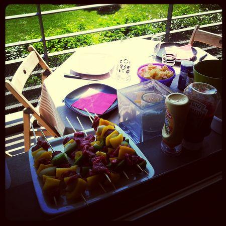 Enjoying Life Eat France Familly Time