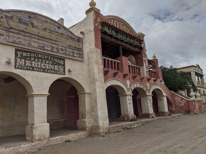 City Old Ruin