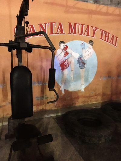 Koh Lanta Boxing MuayThai Train Hard Eyemphotography Fitness Gym Fight