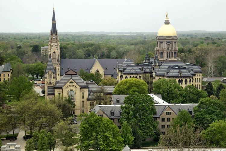 Notre Dame from