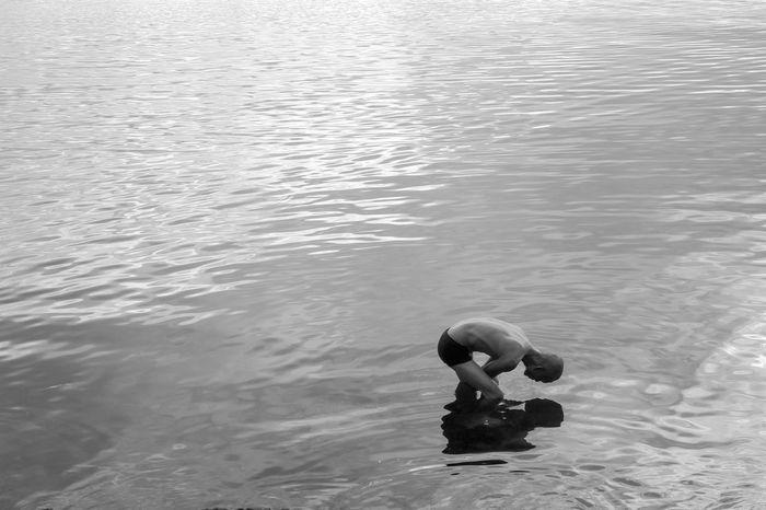 Water Nature Outdoors Day Reflection Waterfront Eyeem Philippines NeverStopLearning Nokia808Pureview NeverStopSharing EyeEmNewHere EyeEm NbanFamily EyeEm Best Shots TCPM Art Is Everywhere