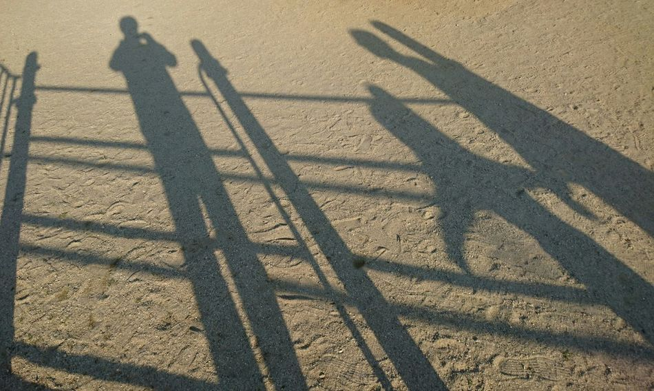 Shadow Sunlight Focus On Shadow Long Shadow - Shadow High Angle View Outdoors Day No People