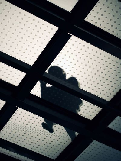 Pattern Indoors  No People Low Angle View Architecture Metal Window Full Frame Day Design Backgrounds Ceiling Close-up Shape Built Structure Silhouette Protection Cross Shape Security The Art Of Street Photography