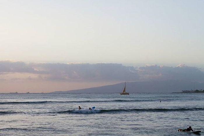 create + share + repeat 😚 Flickrfiles Newmantra Waikiki Honolulu  Oahu Hawaiinei Hivibes Oahusunset Canon7d