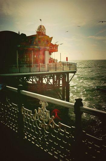 Colorines @ Brighton Pier