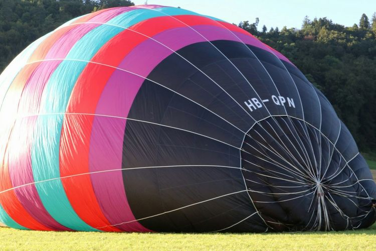 Baloons Balon Balonfahrt