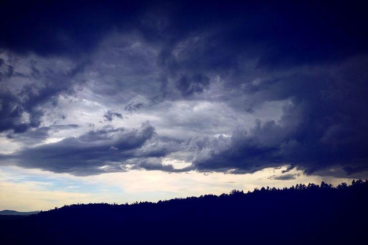 Clouds Rain Sky Nature