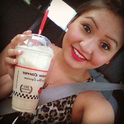 Had a quick WhiteGirlMoment lol Coffee Mochamilkshake Cruisincoffee SummerPleaseCome NativeAmerican OmgImInLove