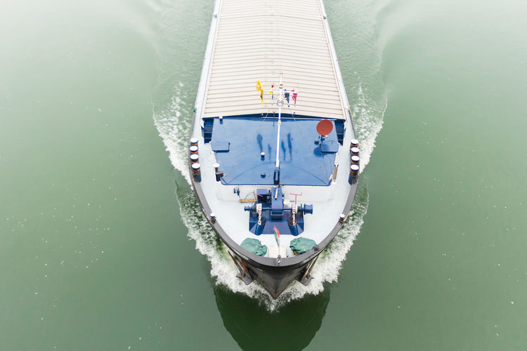 Day Directly Above High Angle View Leisure Activity Lifestyles Luxury Mode Of Transportation Nature Nautical Vessel Outdoors Real People Reflection Rowboat Sea Sunlight Transportation Travel Water Waterfront